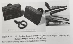 Фото из книги Wright M. The Jews-Harp in Britain and Ireland